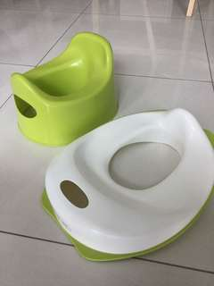 Potty and baby seat ikea