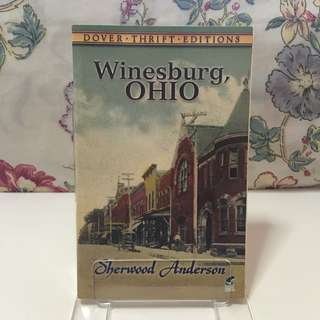 Winesburg, Ohio - Sherwood Anderson