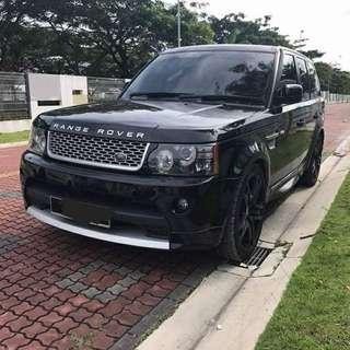 Range Rover Sport 5.0 V8