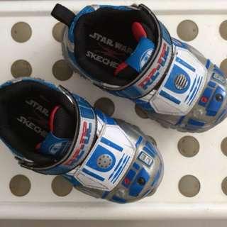 Skechers Starwars R2D2 Shoes