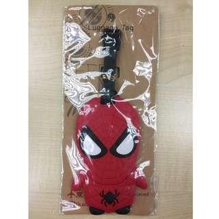 Luggage/ Bag Tag (Spiderman)