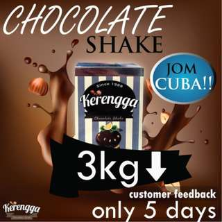 kerengga choclate