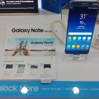 Samsung Note FE cicilan kokas