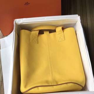 🐰HERMÈS Hermes basket beach bag 『PM size』
