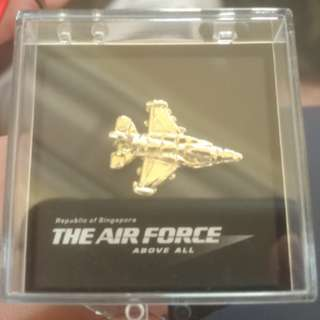 10 year gift for being in the SCDF air force