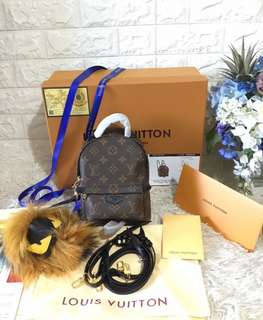 LV PALM SPRING BACKPACK