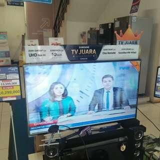 smart tv samsung 50 inch bisa cicil 3 menit langsung bawa pulang
