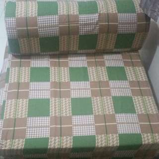 RUSH - Single foam sofa bed