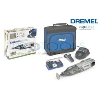 DREMEL 8200-1/35 10.8V Li-ON CORDLESS ROTARY TOOL