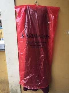 Karimadon Maroon Gown
