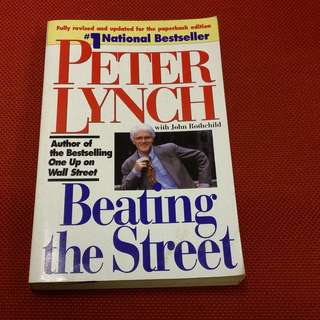 Peter Lynch's Beating The Street