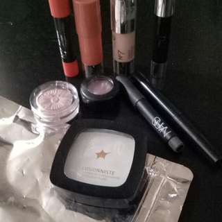 Bundle Branded make up from Italy