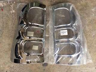 Toyota hilux vigo Tailamp Chrome Cover