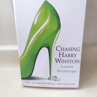Chasing Barry Winston - Lauren Weisberger