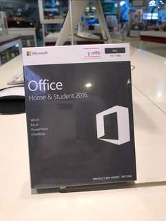 MS Office for Mac 2016