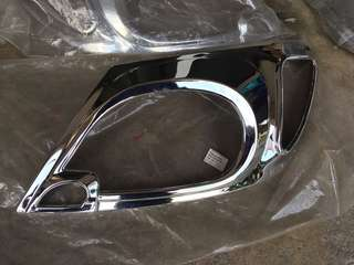 Toyota hilux vigo Headlamp Chrome Cover