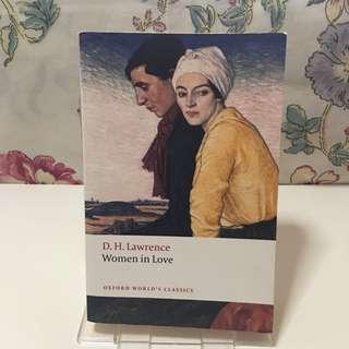 Women In Love - D.H. Lawrence