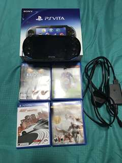PS Vita Slim (BUNDLE)