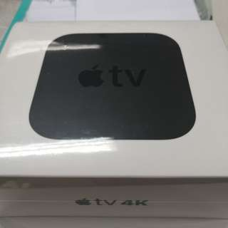 Apple TV 4K brand new in box