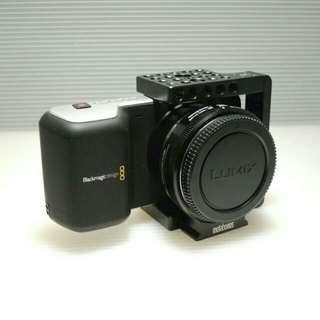 BMPCC 口袋電影機 Blackmagic Pocket Cinema Camera