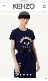 Kenzo 18ss t-shirt