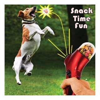 Snack time fun for dogs