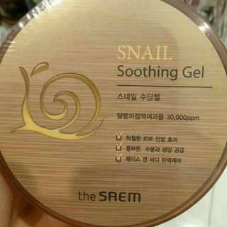 Snail Jeju The SAEM