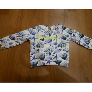 Poney Long sleeve shirt
