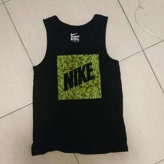Nike背心