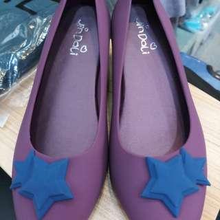 雙星防滑雨鞋