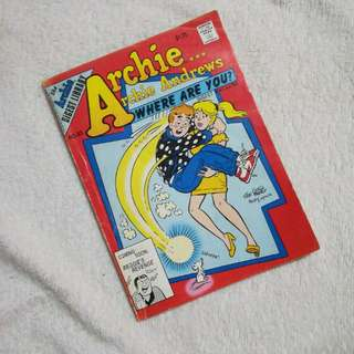The Archie Digest Library - Archie Andrews Where Are You?