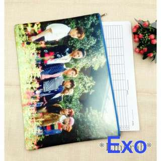 EXO A4 XL PENCIL CASE