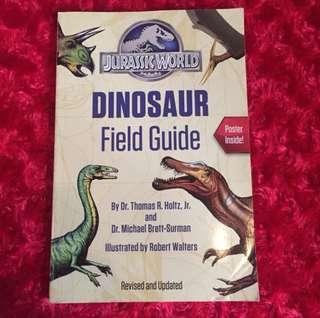 Dinosaur Field Guide Book (free sf cavite-laguna,biñan and mm areas)