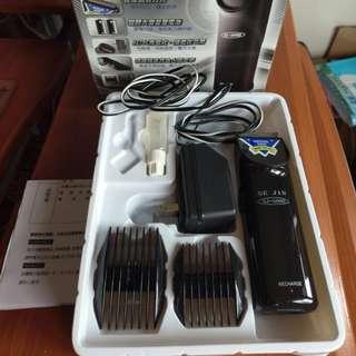 專業級電動剪髮器
