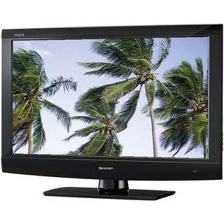 Mutisystem LCD TV Sharp Aquos