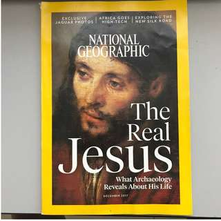 National Geographic - The Real Jesus