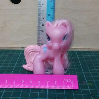 $4 My Little Pony Pinkie Cake Topper
