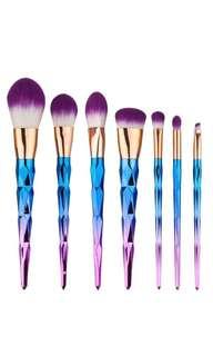 BN Unicorn Brush Make up set