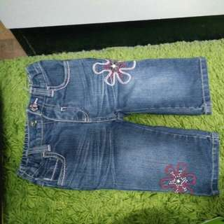 Jeans for baby girl