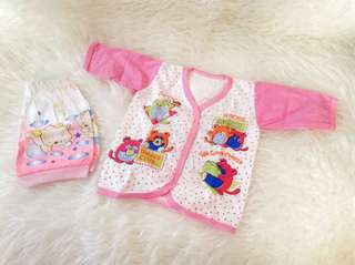 Baju baby pink