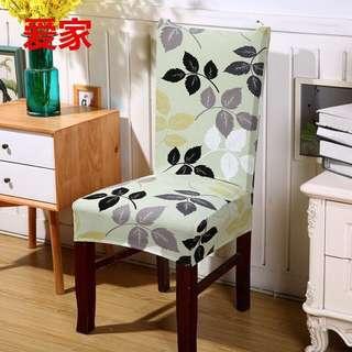 彈力椅套 Chair Cover (4psc/$80)