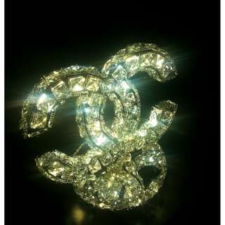 chanel vip crystal lamp