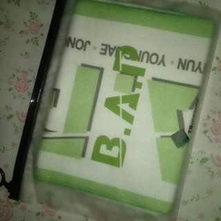 B.A.P OFFICIAL Slogan 1st edition