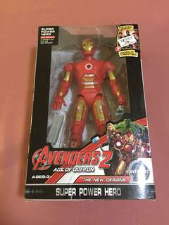 Avengers Iron man toy