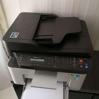 Samsung M2070FW laser multi function printer