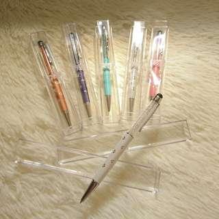 水晶閃石原子筆