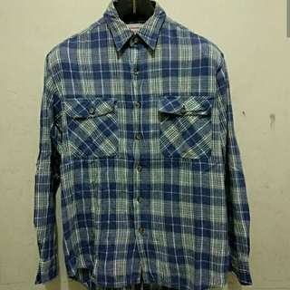 Flanel TED WOLKER
