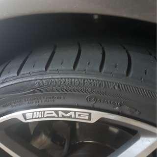 """AMG 19'"""" RIms"""