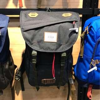 tas ransel eiger solidus 2487 25L hitam eiger 1989  black backpack