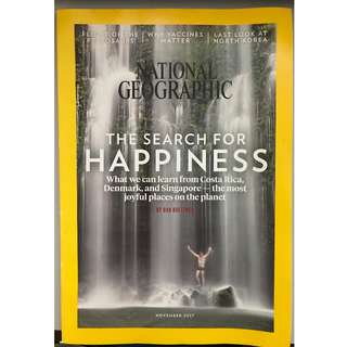 National Geographic - The Search For Happiness